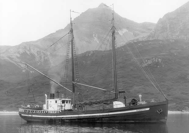 Halibut Schooner The Dorothy